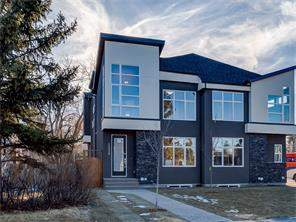 Attached Capitol Hill Calgary real estate