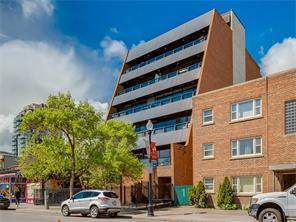 Apartment homes for sale in Beltline Calgary