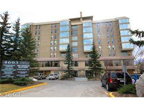 MLS® #C4119675-#701 4603 Varsity DR Nw in Varsity Calgary Apartment
