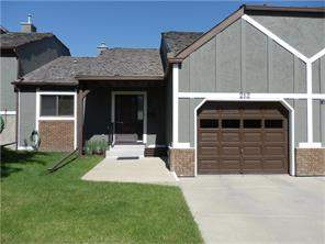 212 Coach Side RD Sw, Calgary Coach Hill Attached Homes For Sale