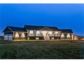 None Real Estate listing at 253037 253a Township Rd, Rural Wheatland County MLS® C4119713