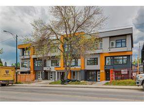 Calgary #108 1630 20 AV Nw, Calgary, Capitol Hill Attached Homes Calgary Realtors