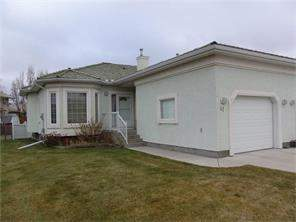 Attached Strathmore Lakes Estates Real Estate listing 47 Strathmore Lakes Ba Strathmore MLS® C4119957