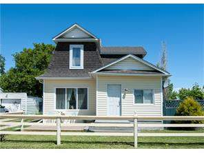 None Real Estate listing at 215 Dufferin St, Granum MLS® C4119960