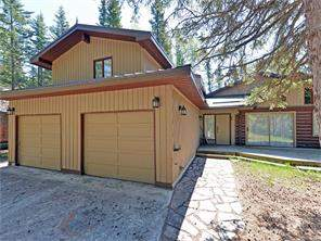 None Real Estate listing at 20 Yoho Tinda Rd, Bragg Creek MLS® C4119989