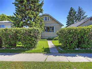Detached Renfrew listing Calgary