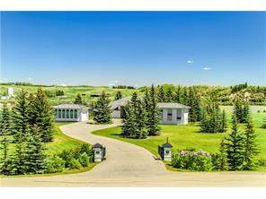 Springbank Real Estate: Detached Rural Rocky View County