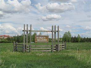 230010 Rr 284a  Se, Rural Rocky View County, Marquis Meadows Land Homes For Sale Homes for sale