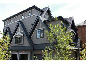 2216 30 ST Sw, Calgary, Attached homes