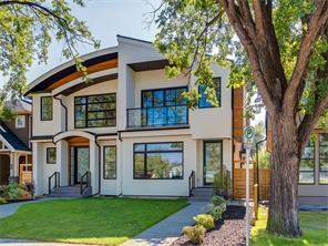 726 34 ST Nw, Calgary Parkdale Attached Real Estate: