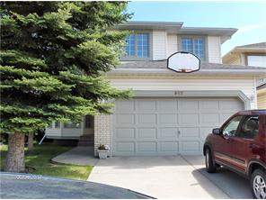 Detached Monterey Park listing Calgary