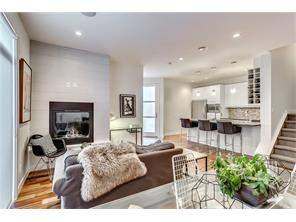 Attached Montgomery real estate listing Calgary