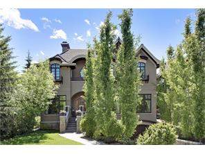 Upper Mount Royal Homes for sale: Detached Calgary