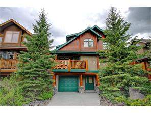 Attached South Canmore real estate listing Canmore