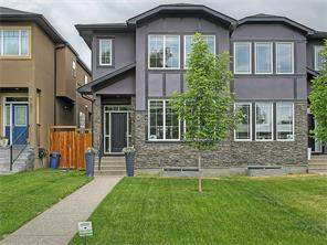Attached Winston Heights/Mountview listing Calgary