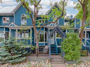 #3 310 6 ST Nw, Calgary Sunnyside Attached Homes For Sale
