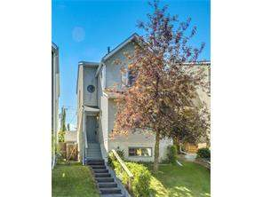 Detached Parkhill real estate listing Calgary