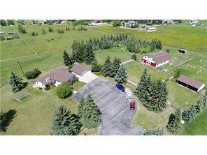 31066 Springbank Rd, Rural Rocky View County Springbank Detached Homes For Sale