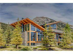 Silvertip Homes for sale, Detached Canmore Homes for sale