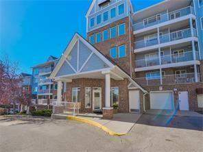 3514 Hawksbrow PT Nw, Calgary, Hawkwood Apartment Real Estate: