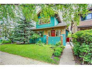 Detached Rideau Park listing Calgary