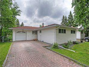 Detached Highwood Real Estate listing at 72 Hartford RD Nw, Calgary MLS® C4122714