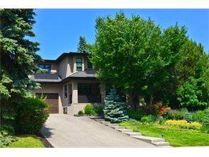Detached Upper Mount Royal real estate listing Calgary Homes for sale
