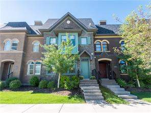 Attached Douglasdale/Glen real estate listing Calgary