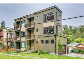 Attached Sunnyside listing in Calgary