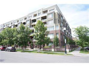 Apartment Bridgeland/Riverside Real Estate listing at #220 990 Centre AV Ne, Calgary MLS® C4123472