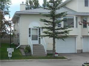 Attached Jensen Real Estate listing at #34 505 Edmonton Tr Ne, Airdrie MLS® C4123483