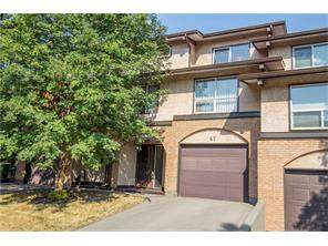 Attached Canyon Meadows real estate listing Calgary