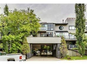 #104 1732 9a ST Sw, Calgary Lower Mount Royal Apartment Real Estate: