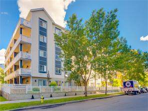Apartment Home For Sale at #304 820 15 AV Sw, Calgary MLS® C4124341