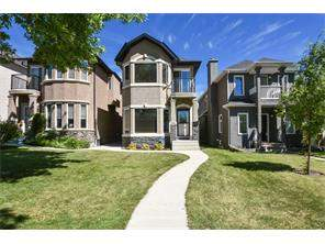 Tuxedo Park Calgary Detached Homes for Sale