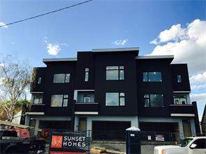 #c 2230 Westmount RD Nw, Calgary West Hillhurst Attached Homes For Sale