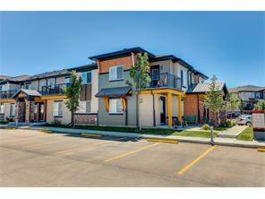 Attached Prairie Springs Real Estate listing at #14104 2781 Chinook Winds DR Sw, Airdrie MLS® C4124902