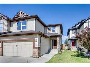 Attached Home For Sale at 121 Silverado Range PL Sw, Calgary MLS® C4124917
