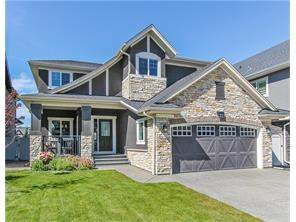 22 West Grove PT Sw, Calgary West Springs Detached Real Estate: