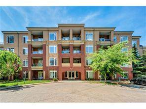 #4306 24 Hemlock CR Sw, Calgary Spruce Cliff Apartment Real Estate: