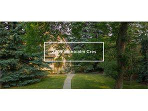 2709 Montcalm CR Sw, Calgary, Upper Mount Royal Detached Real Estate: