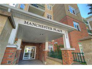 Apartment Manchester Real Estate listing at #102 5720 2 ST Sw, Calgary MLS® C4125132