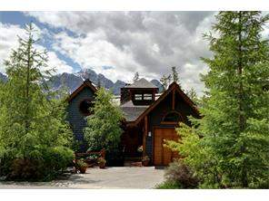 105 Stonecreek, Canmore, Silvertip Detached Real Estate: