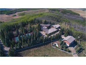 Red Deer Lake Rural Foothills M.D. Detached homes