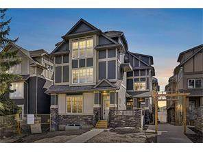 #1 2428 30 ST Sw, Calgary Killarney/Glengarry Attached Real Estate: