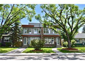514 35 ST Nw, Calgary Parkdale Attached Real Estate: