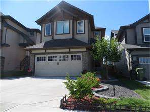 Detached Hillcrest listing in Airdrie