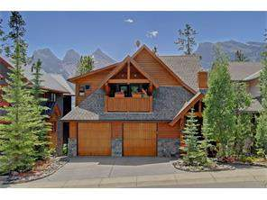 Eagle Terrace Real Estate: Detached home Canmore Homes for sale