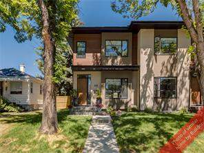 Attached Mount Pleasant Real Estate listing 519 21 AV Nw Calgary MLS® C4125936