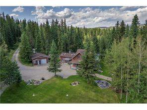Homes For Sale located at 230271 Rge RD 51a, Bragg Creek MLS® C4125944